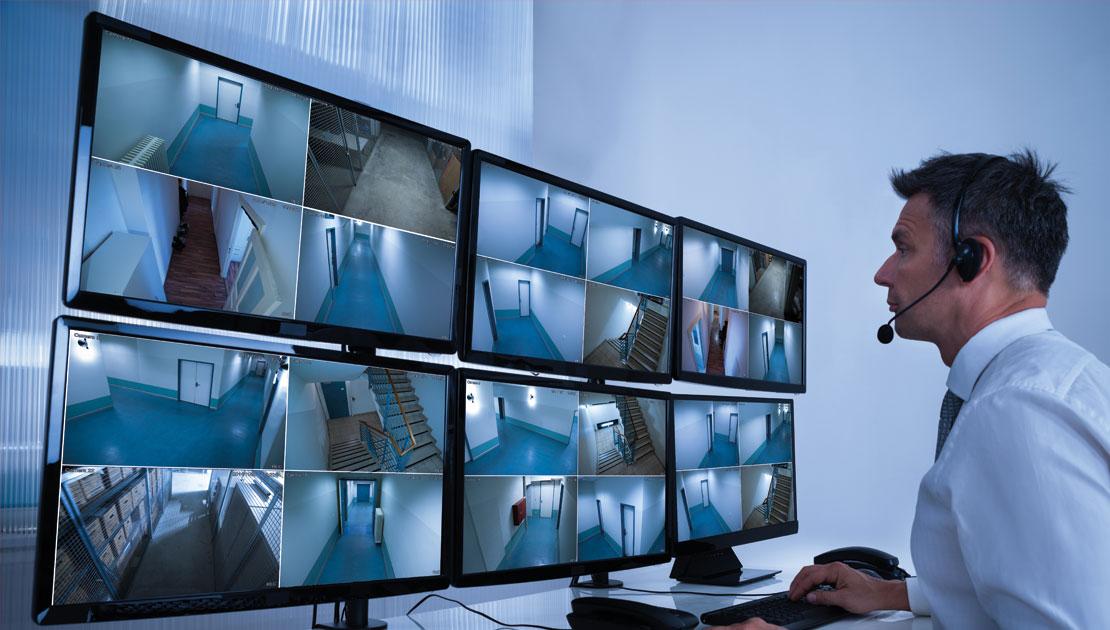 Soluciones de CCTV