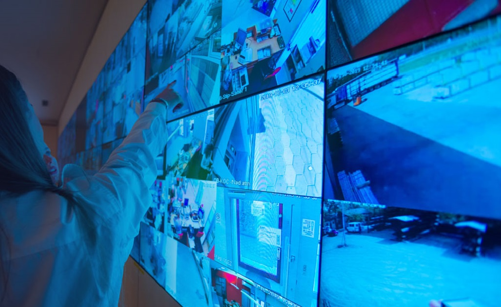 Videowall, the evolving CCTV command prompt