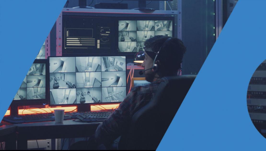 Videovigilancia banca