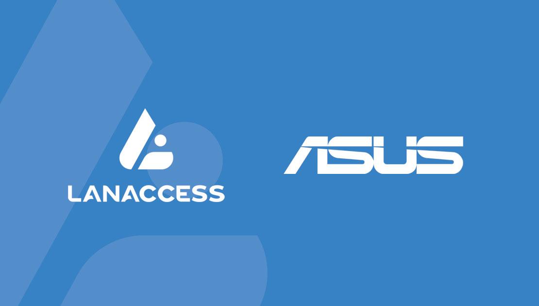 ASUS y LANACCESS